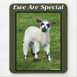 Ewe Are Special Mouse Pad