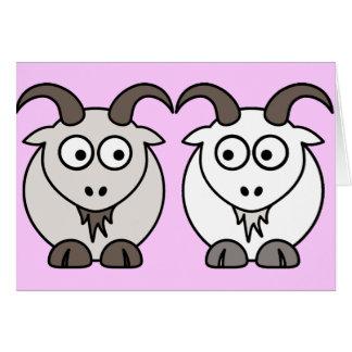 Ewe Get My Goat Card