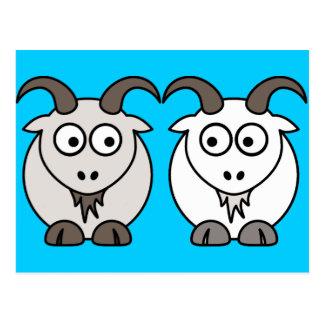 Ewe Get My Goat Post Cards