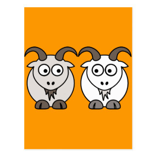 Ewe Get My Goat Postcards