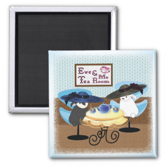 Ewe & Me Tea Room Magnet