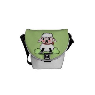 ewe messenger bag