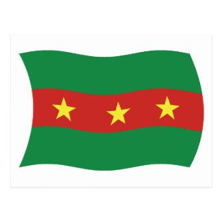 Ewe People Flag Postcard