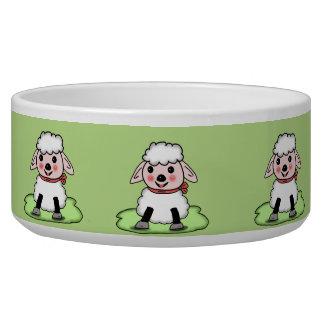 ewe pet food bowls