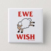 Ewe Wish Button