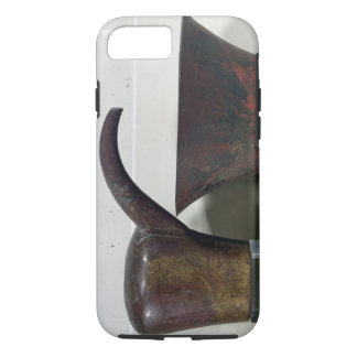Ewer and basin (copper) iPhone 8/7 case