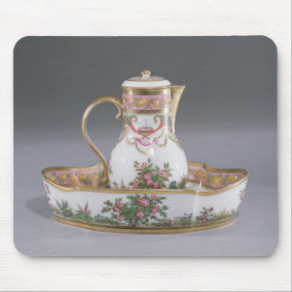 Ewer and basin, made in Paris Mouse Pad