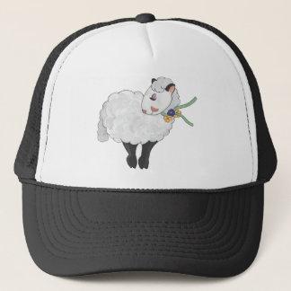 Ewe's not Fat, Ewe's Fluffy! Trucker Hat