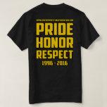 EWF 20th Anniversary T Shirts