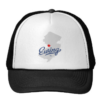 Ewing New Jersey NJ Shirt Trucker Hat