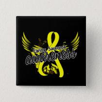 Ewing Sarcoma Awareness 16 Button