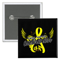 Ewing Sarcoma Awareness 16 Button