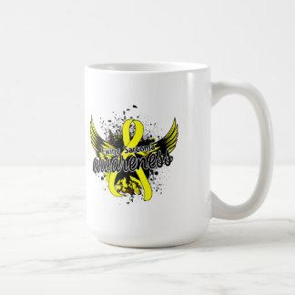 Ewing Sarcoma Awareness 16 Classic White Coffee Mug