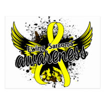 Ewing Sarcoma Awareness 16 Postcard