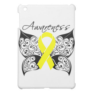 Ewing Sarcoma Butterfly Ribbon iPad Mini Cover