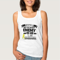 Ewing Sarcoma Cancer Met Its Worst Enemy in Me Tank Top