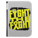 Ewing Sarcoma Fight The Fight Kindle Keyboard Cases
