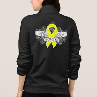 Ewing Sarcoma Fighter Wings Printed Jacket