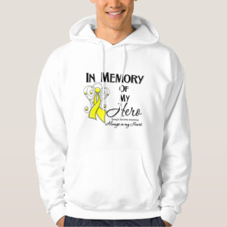 Ewing Sarcoma In Memory of My Hero Pullover