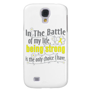 Ewing Sarcoma In The Battle Samsung Galaxy S4 Cases