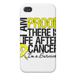 Ewing Sarcoma Proof There is Life After Cancer iPhone 4 Case