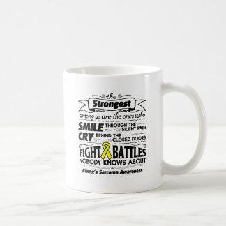 Ewing Sarcoma Strongest Among Us Coffee Mug
