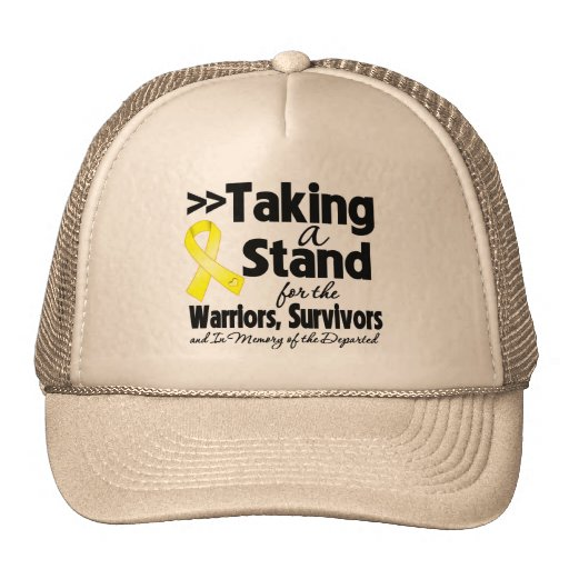 Ewing Sarcoma Taking a Stand Tribute Hat