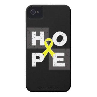 Ewings Sarcoma HOPE Cube iPhone 4 Case