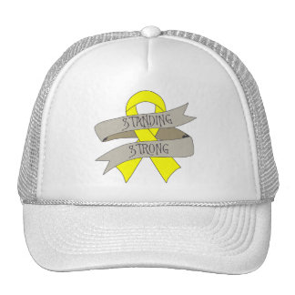 Ewings Sarcoma Standing Strong Trucker Hat