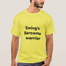Ewing's Sarcoma   warrior T-Shirt