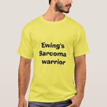 Ewing's Sarcoma   warrior T-Shirt