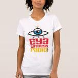 ¡EWR para ella! Camisetas