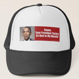 ewww your freedom zz.png trucker hat