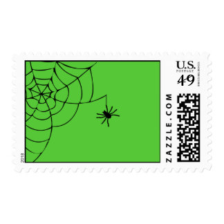 Ewwww spiders! stamp