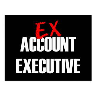 EX ACCOUNT EXEC POSTCARD