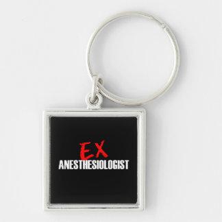 EX ANESTHESIOLOGIST KEYCHAIN