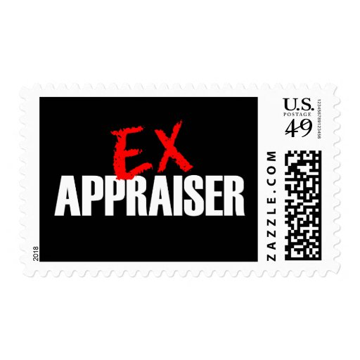 EX APPRAISER STAMPS