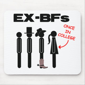 EX-BFs, Once in Mouse Pad