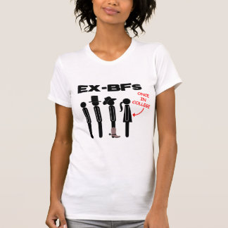 EX-BFs, Once in T-Shirt
