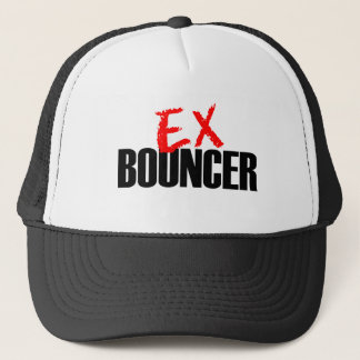 EX BOUNCER LIGHT TRUCKER HAT