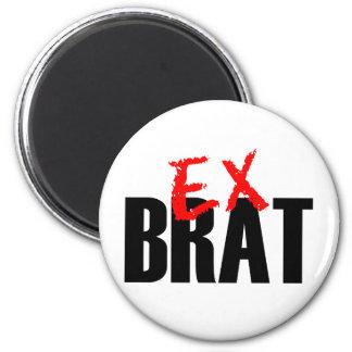 EX BRAT LIGHT MAGNET