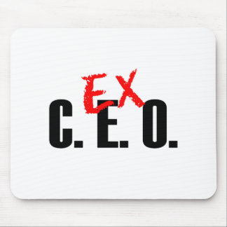 EX CEO LIGHT MOUSE PAD