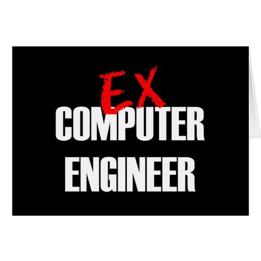 EX COMPUTER ENGINEER DARK CARD