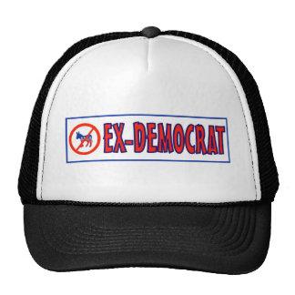 EX-DEMOCRAT GORROS