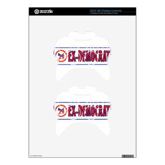 EX-DEMOCRAT MANDO XBOX 360 SKIN