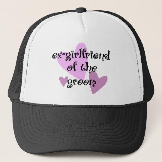 Ex-Girlfriend of the Groom Trucker Hat