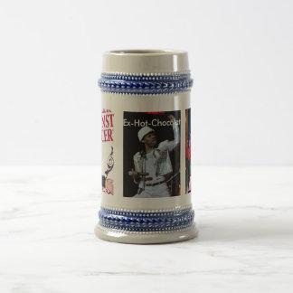 Ex hot chocolate mug