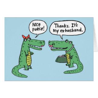 Ex-husband Card
