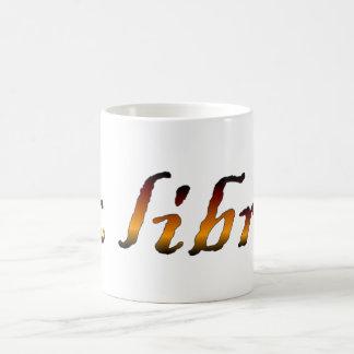 ex libris coffee mug