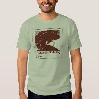 Ex Libris - Phil May T-Shirt